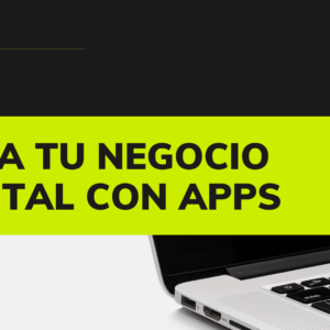 negocio digital con apps